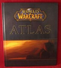 World of Warcraft Atlas Vol. 1 by Blizzard and BradyGames Staff (2008, Hardcover)