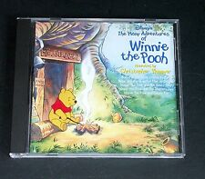 Many Adventures of Winnie the Pooh Disney CD Stories 1999 60663-7 Audiobook
