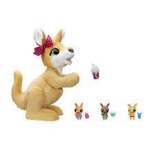 Official furReal Mama Josie the Kangaroo Interactive Pet Plush Toy