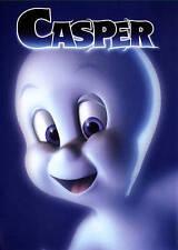 Casper  (Fantasy DVD) Christina Ricci, Bill Pullman, NEW, Factory Sealed