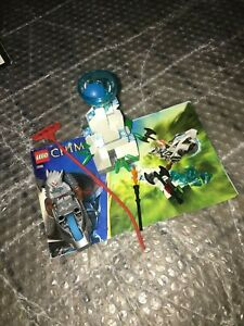 Lego-70106-Chima-Ice-Tower-Winzar-Pre-Owned-Complete-no-box
