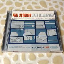 Will Scruggs & Jazz Fellowship - Bluebari Jam USA CD MINT Summit Records #U03