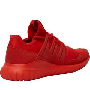 the latest 14953 10419 Details about Adidas Originals Tubular Radial Trainers Red - Size UK 6.5  Euro 40