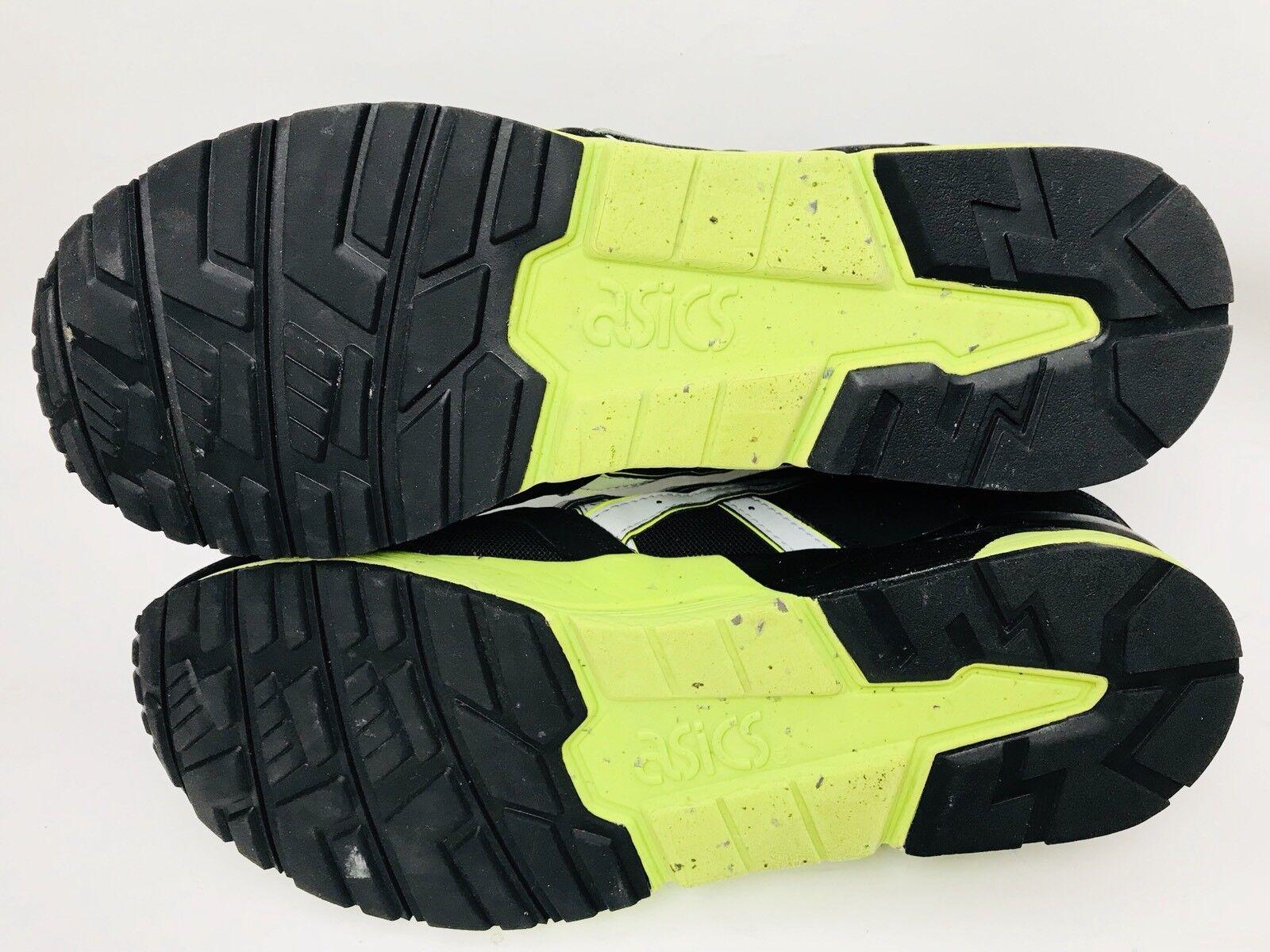 Asics gel lyte lyte lyte v goretex männer ist sportlich laufschuhe turnschuhe 11,5 grün - schwarz 9d4b96