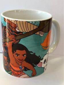Mug-Ceramique-VAIANA-Disney-Tasse-8x9-50cm-NEUF
