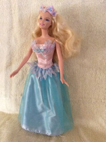 Mattel Genuine Barbie Fantasy Tales Princess Odette Doll