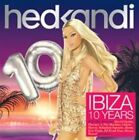 Hed Kandi IBIZA 10 Years Various Artists CD Album Hedk122