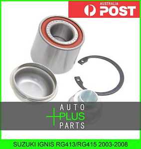 Fits-SUZUKI-IGNIS-RG413-RG415-2003-2008-Rear-Wheel-Bearing-Repair-Kit-25X52X42