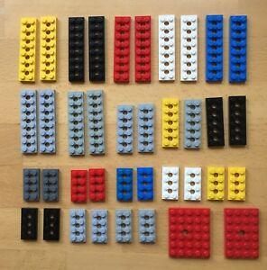 Lego 3738 Lochplatte plaque technic technique 2x8 beaucoup de couleurs grand choix 72  </span>