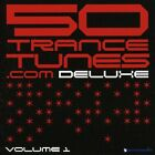 50 Trance Tunes Deluxe Volume 1 Audio CD