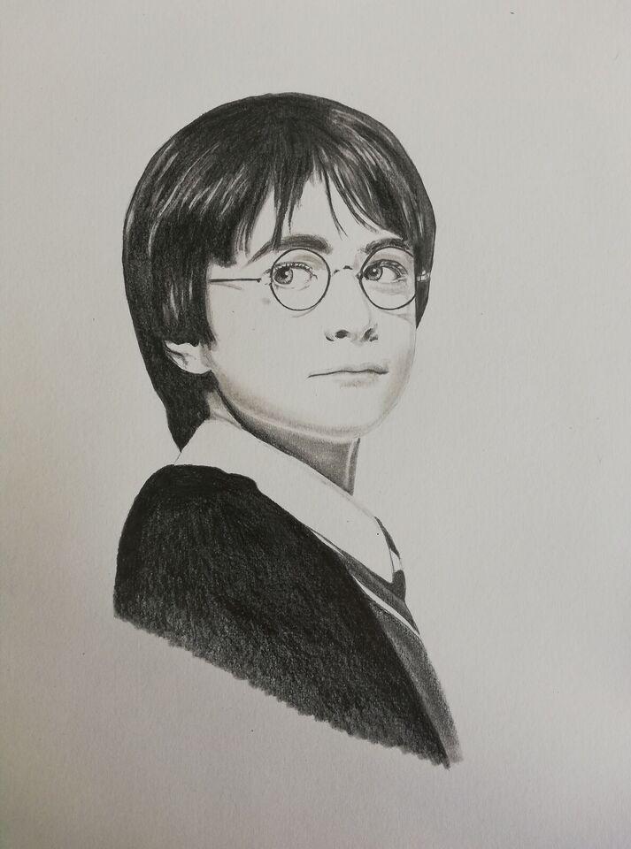 Tegning/Portræt