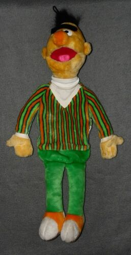 Bert mit Wärmflasche Puppe Sesamstraße Plüsch Wärmflaschenhülle Bezug Hülle a