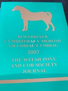 Fourty One Editions Of The Welsh Pony And Cob Society Journal 1975 To 2019