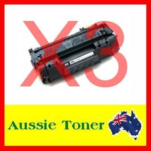 3x HP 49X Q5949X Toner Cartridge for HP Laserjet 1320,1320N,1320TN,3390