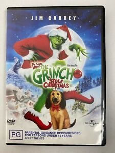 How-the-Grinch-Stole-Christmas-DVD-2000-Region-2-amp-4