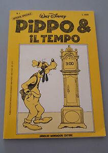 PIPPO-amp-IL-TEMPO-n-1-Walt-Disney-1984