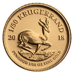 1-50-oz-Gold-Kruegerrand-2018-PP-Suedafrika-im-Etui-mit-Zertifikat