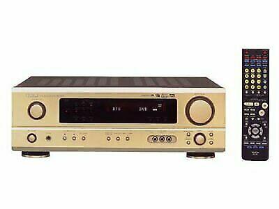 Denon Avc-1570 AV Surround Amplifier 5 1 CH Tracking Number for sale online  | eBay
