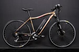28-034-Zoll-E-Bike-Crosser-VOTANI-Pedelec-Elektro-Fahrad-Scheibenbremsen-Shimano