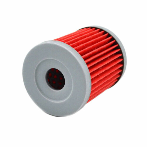 6pcs Oil Filters For Yamaha Majesty 400 YP400 CP250 Morphous 250 Suzuki LTF250