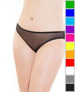 1d6f1ec27dd Image is loading New-Coquette-189X-Plus-Size-Mesh-Cortchless-Panty
