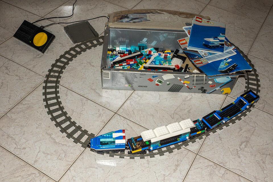 Lego trenes Railway Express (4560)