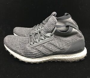 new concept bf9eb 3f55c Details about Adidas Ultra Boost All Terrain ATR Men s Shoes CG3000 (Grey)  - FAST SHIPPING