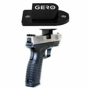 GERO Tactical Quick Draw Gun Magnet Concealed Rifle & Shotgun Magnetic Holder