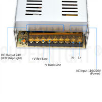 Supernight(tm) Dc 24v 14.6a 350w Dc Regulated Switching Power Supply In-door