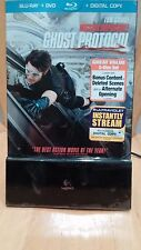 Mission: Impossible - Ghost Protocol 2011 (Blu-ray) - Free Shipping
