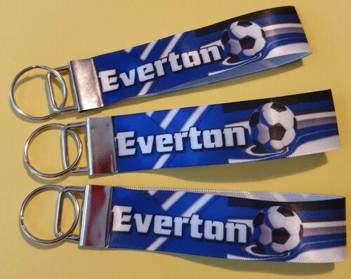 Football Chelsea Leeds Liverpool Tottenham Style Fan Teams Keyring Key Fob Gift