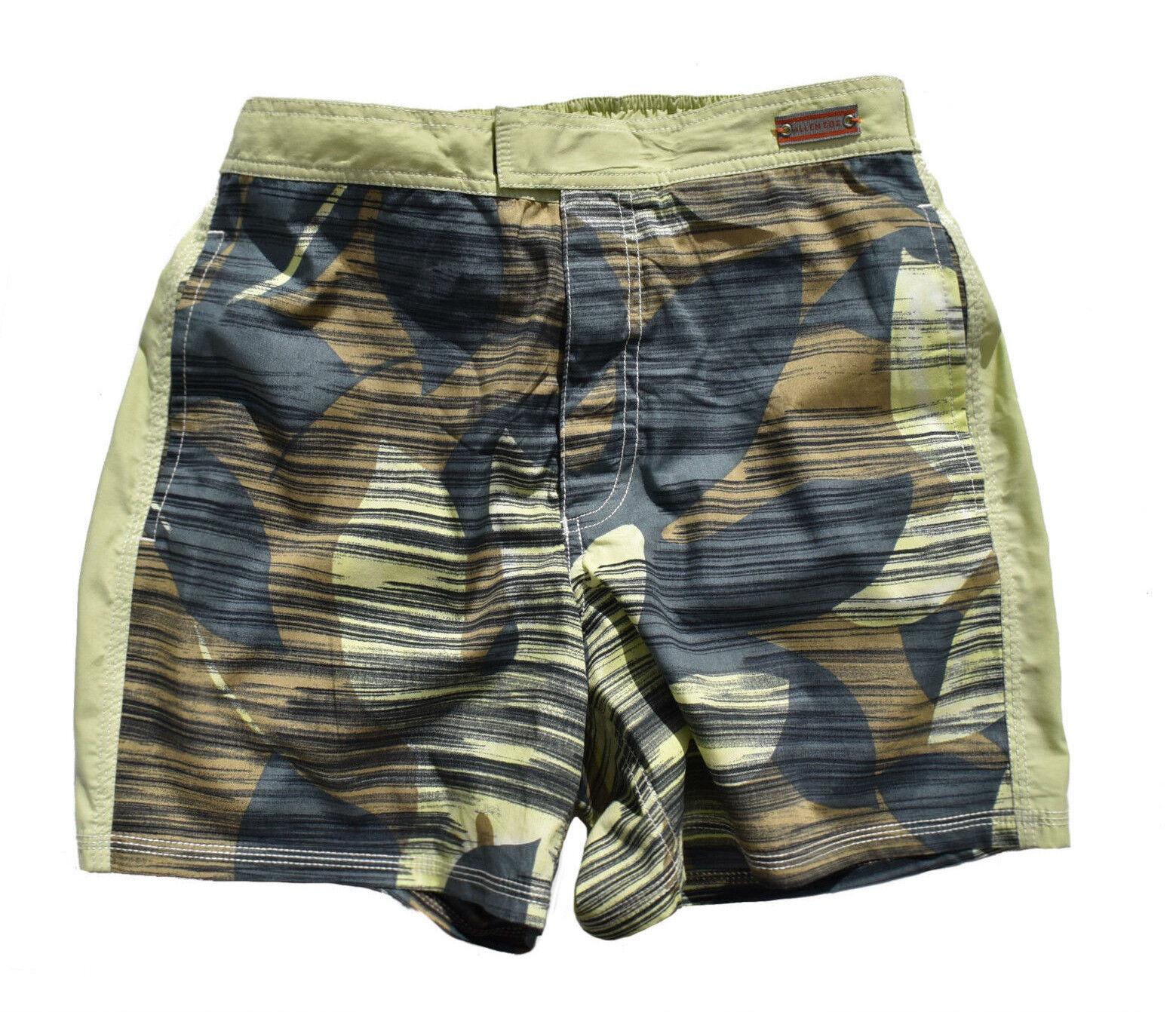 Allen COX Mare Uomo Shorts Boxer da bagno per il il il Tempo Libero Shorts Boxershorts MIMETICO a97169
