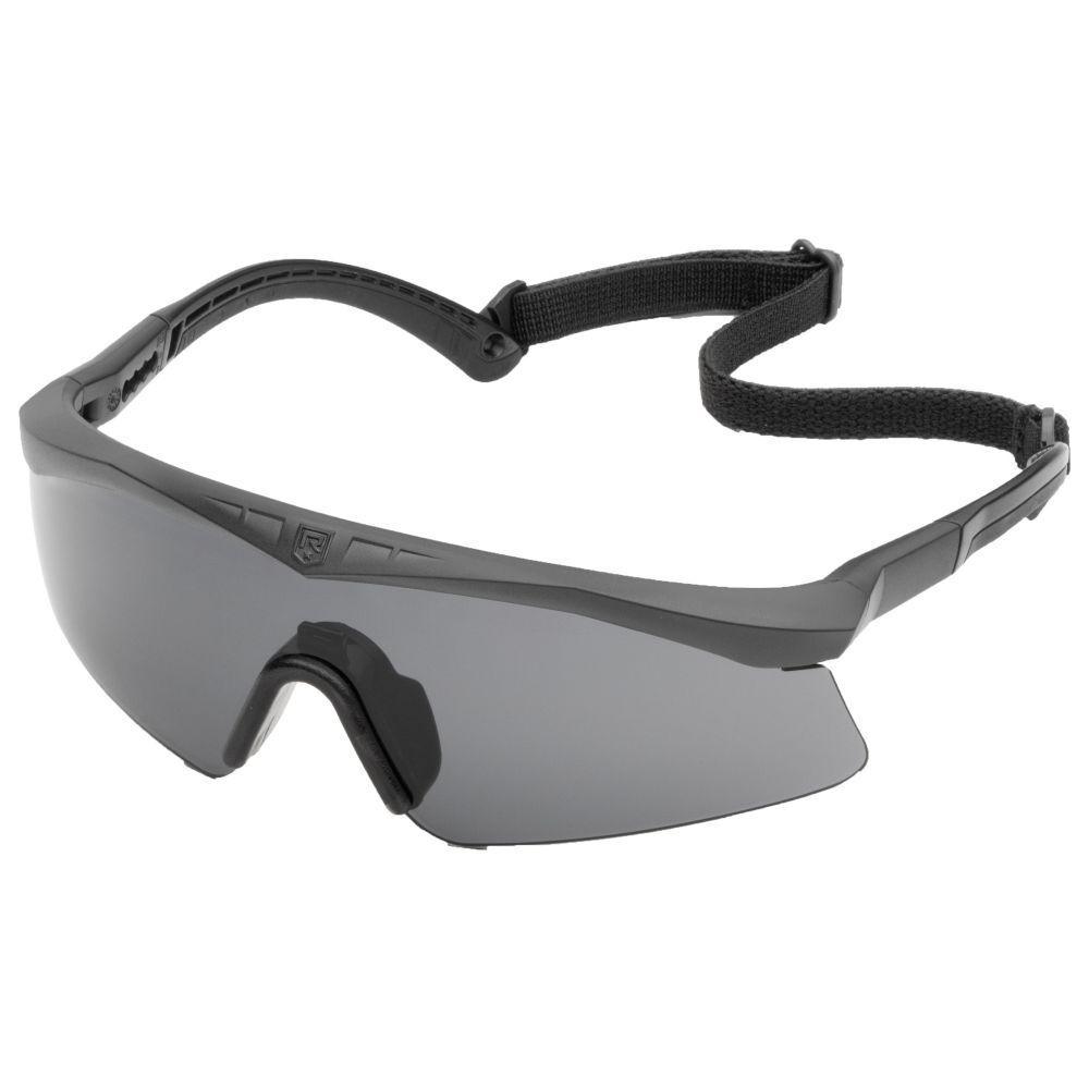 Revision Brille Brille Brille Sawfly Basic Kit schwarz fototropes Glas ec4ceb