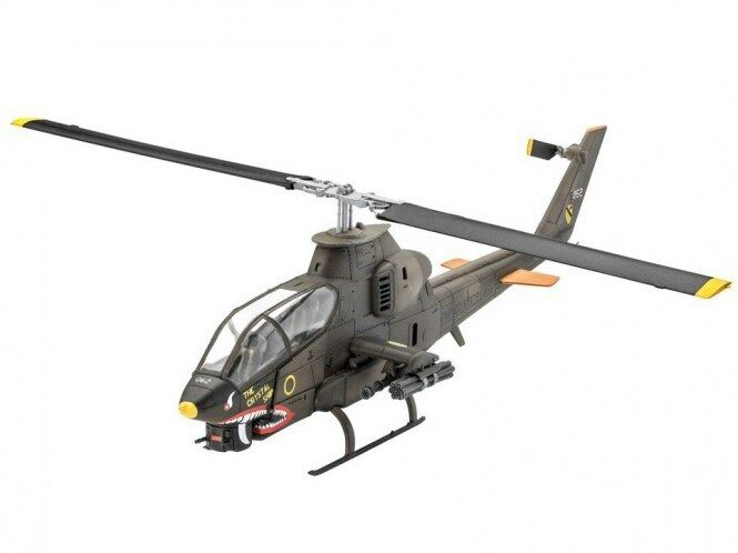 Bell ah-0.0353oz Cobra, Revell Helicopter Kit 1 72, 04956