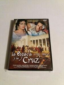 DVD-034-LA-ESPADA-Y-LA-CRUZ-034-COMO-NUEVO-CARLO-LUDOVICO-BRAGAGLIA-YVONNE-DE-CARLO-JO
