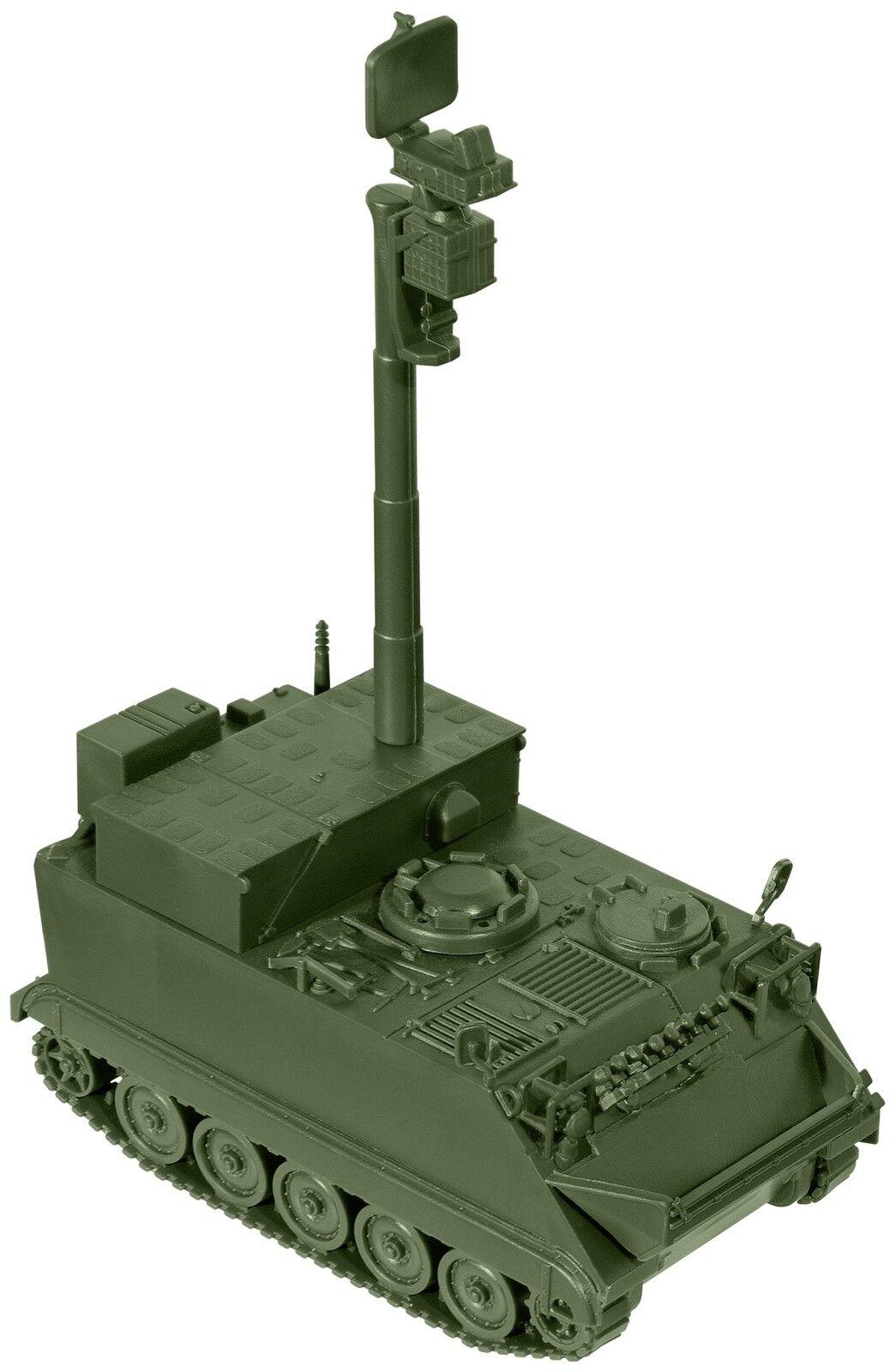 Roco H0 05075 Minitank Bausatz  M 113 Trägerfahrzeug RATAC  BW 1 87 NEU + OVP
