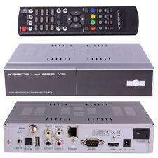 LINUX HD Sat Receiver Enigma2 SOGNO HD 800 V3 mit PVR LAN USB CI IPTV WEB Radio