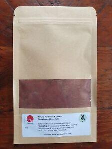 Areca DADO naturali colorante estratto (NOCCIOLA MARRONE) 100g