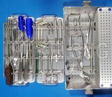 Large Fragment Instruments Orthopedics Surgical Sterilization Box Set 30 Pcs A