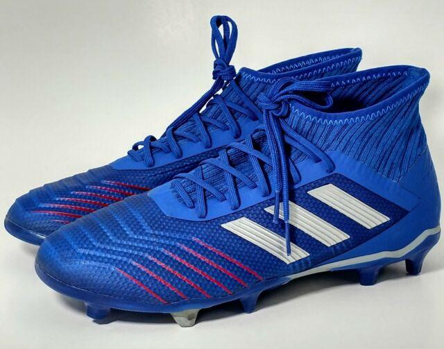 bb4169dbfff Adidas Predator 19.2 FG Soccer Cleats BB8111 Men's Size 7 US Women's Size 8  US
