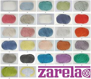 DEBBIE-BLISS-ECO-BABY-100-ORGANIC-COTTON-KNITTING-YARN-WOOL-ALL-COLOURS