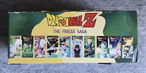 Dragonball Z : Frieza Saga (10 VHS Set) : 2 are sealed!