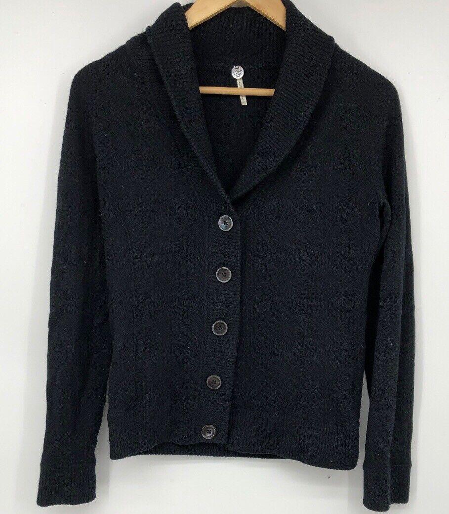 Margaret O'Leary daMänner Sweater Cashmere Taste Down Collarot Klein