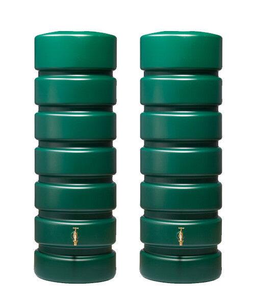 Gartentank Classico Classico Classico 1300L Regentonne Regenspeicher Wassertank Garantia 326035 d4966a