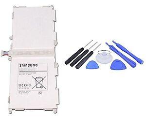 """100% De Qualité Batteria Per Samsung Galaxy Tab 4 10.1"""" Eb-bt530fbe Gh43-04157a"""