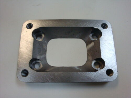 """T3 Undivided Countersunk to T6 Undivided Turbo Adapter Flange 3//4/"""" CNC S400"""