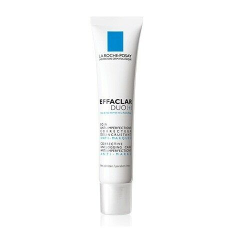 La Roche-Posay Effaclar Duo [+]  NEW AUTHENTIC FOR ACNE 40ml