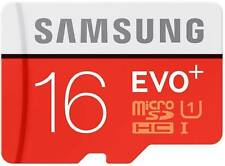SAMSUNG Evo Plus 16 GB MicroSDHC Class 10 80 MB/s Memory Card With Warrnty