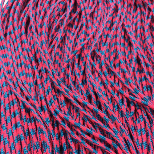 HOT 25//50//100//300FT 2mm Diameter Paracord Rope Parachute Cord CAMPING HiKING