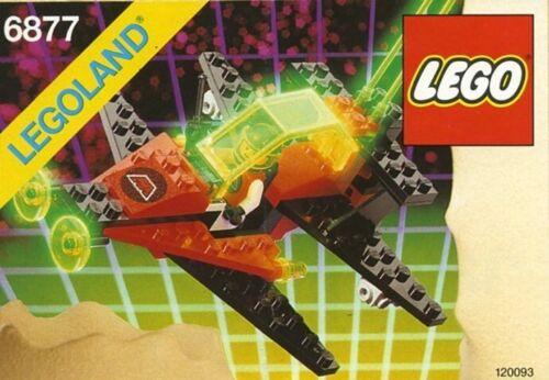 6877 LEGO Space Vector Detector